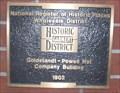Image for Goldstandt-Powell Hat Company Building - 1902 - Kansas City, Missouri