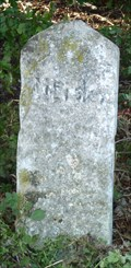 Image for Milestone - B1040, St Ives Road, Eltisley, Cambridgeshire, UK.