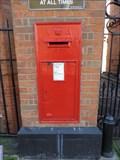 Image for Victorian Post Box - Park Walk, London, UK
