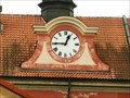 Image for Chateau Clock - Protivin, Czech Republic