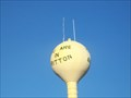 Image for Water Tower, Britton, South Dakota