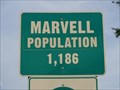 Image for Marvell, AR - Population 1,186