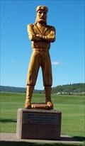 "Image for Henry Fuller ""Twelve Foot"" Davis  - Peace River, Alberta"
