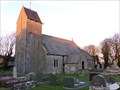 Image for Eglwys St James - Medieval Church - Wick, Vale of Glamorgan, Wales.