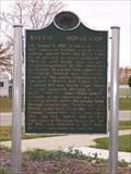 Image for Battle of Monguagon, Trenton, MI
