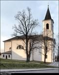 Image for Kostel Sv. Fabiána a Šebestiána / Church of Ss. Fabian and Sebastian - Liboc (Prague)