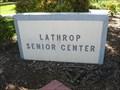 Image for Lathrop Senior Center - Lathrop, CA