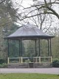 Image for Queen's Park Gazebo - Dresden, Nr  Longton, Stoke-on-Trent, Staffordshire, England, UK.