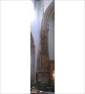 Image for TALLEST - Font cover in England - St Edmund's Church, Southwold, Suffolk