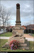 Image for Pomník obetem 1. svetové války / World War I Memorial - Dolní Brežany (Central Bohemia)