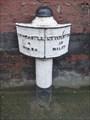 Image for King Street Mile Post - Longton, Stoke-on-Trent, Staffordshire.