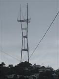 Image for Sutro Tower - San Francisco, CA, USA
