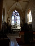 Image for Vitraux Eglise Saint Michel le Cloud, Pays de Loire, France