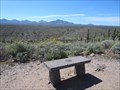 Image for Hilda Rosenthal Bench - McDowell Mountain Regional Park - Fountain Hills, Arizona