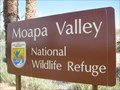 Image for Moapa Valley National Wildlife Refuge - Nevada