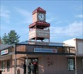 Image for Goffstown Square Clock  -  Goffstown, NH