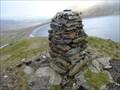 Image for Marchlyn Mawr Reservoir Survey Monument, Dinorwig, Gwynedd, Wales