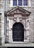 Image for Baroque southern portal of St. Helen's Church - Bishopsgate (London, UK)