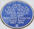 "Image for Jane Francesca, Lady Wilde ""Speranza"" - Oakley Street, Chelsea, London, UK"