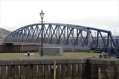 Trafalgar Bridge - Historic Marker