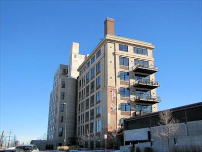 Flour Mill Lofts Denver eagle flour mill (now flour mill lofts) - denver, co - mills and