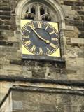 Image for St. Michael's Church Clock - Basingstoke, UK