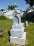 Image for ZINC - Miller Family Monument - Tonawanda, NY