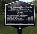 Image for The Edmund Lee Family Pioneer Cemetery