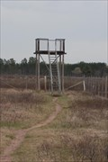 Image for Bison Barrens Look-Out Tower - Sandhill Wildlife Area, Wisconsin USA