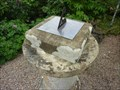 Image for Sundial, Coughton Court, Warwickshire, England