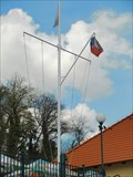 Image for Nautical Flag Pole, Nelahozeves, Czech Republic