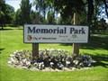 Image for Memorial Park Wenatchee