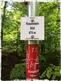Image for 670m - Rosenstein Süd, Heubach, BW, Germany