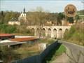 Image for No. 1653,  Rychnov u Jablonce nad Nisou - zeleznicni viadukt, CZ