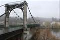 Image for Pont suspendu de Bonneuil-Matours - Bonneuil-Matours, France