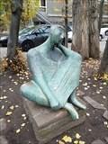 Image for Sitting Man - Königin-Olga-Stift - Stuttgart, Germany, BW