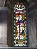 Image for Stained Glass Windows - All Saints' Anglican Church - Roma, Italy