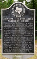 Image for Original Site, Burkeville Methodist Church