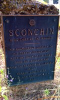 Image for Chief Schonchin Historical Marker - Klamath County, OR