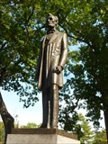 Image for Abraham Lincoln Statue - Providence, RI