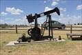 Image for J. J. Moore No. 1 Oil Well -- Snyder Heritage Village, Snyder TX