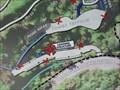 """Image for Saratoga Quarry Park """"You are here"""" - Saratoga, CA"""