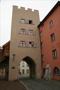 Image for Roter Turm - Wasserburg am Inn, Lk. Rosenheim, Bayern, D