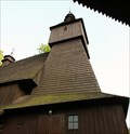 Image for Saint Francis' Catholic wooden church - Hervartov, Slovakia