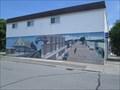 Image for Street Scene Mural - Orono, ON