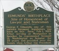 Image for Edmunds' Birthplace - Richmond