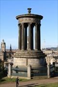 Image for Dugald Stewart's Monument - Edinburgh, Scotland, UK