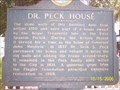Image for DR. PECK HOUSE
