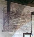 Image for Wall Painting - All Saints' Church, Mill Lane, Bradbourne, Derbyshire. DE6 1PA