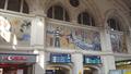 Image for Das Wandmosaik im Hauptbahnhof Bremen - Mosaic at Bremen Main Station